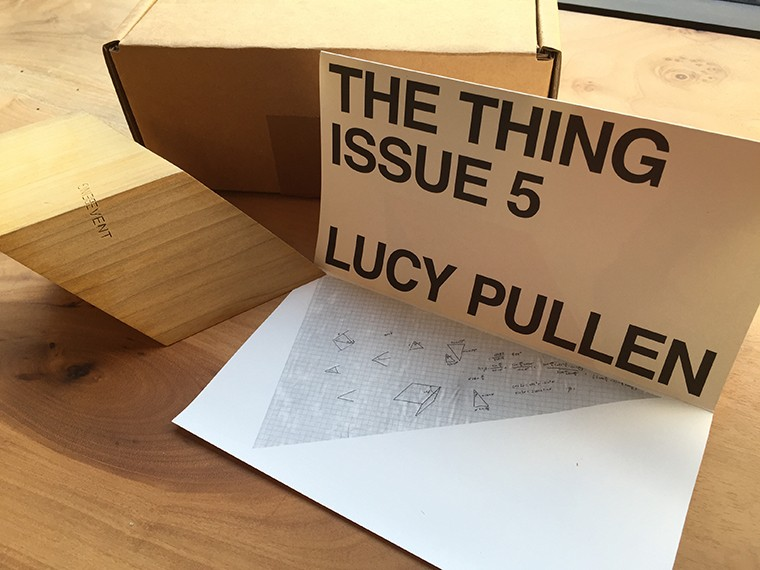 The Thing Issue 5 - Lucy Pullen