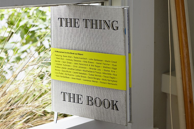 THE THING THE BOOK