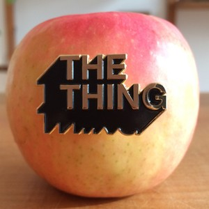 The Thing: Enamel Pin
