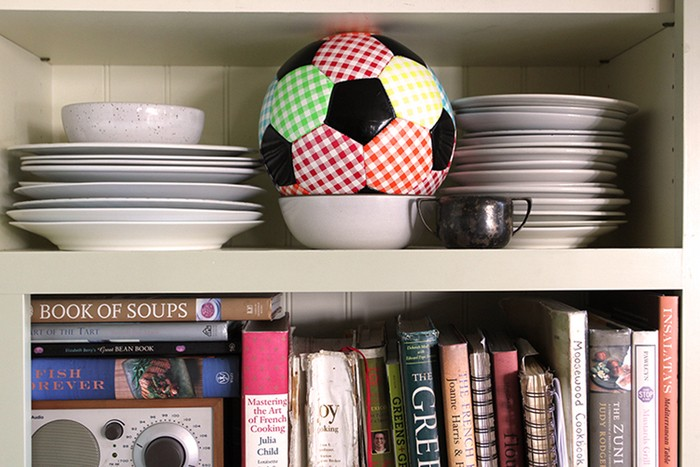 Gingham soccer ball - Limited run of 1000