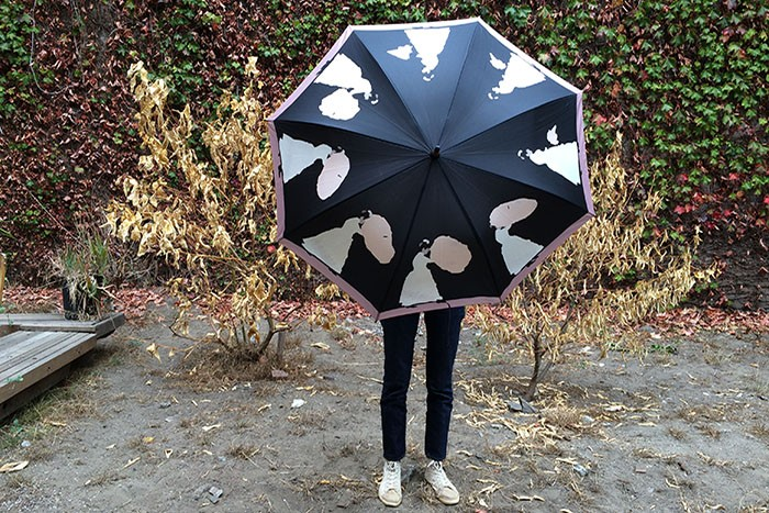 Artist Conceived Projects - Meta Umbrella